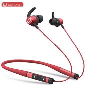 巴赫约翰 挂式运动蓝牙耳机 5.0蓝牙 NE03