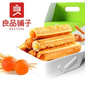 良品铺子手撕面包棒(奶酪味)750gx1箱