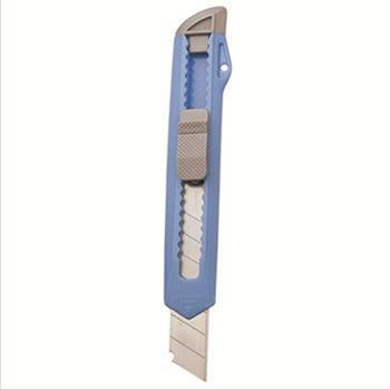 齐心(COMIX)B2809 简易大号美工刀 颜色随机