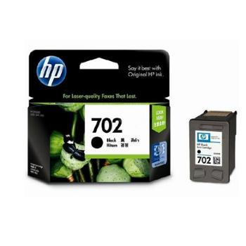 原装惠普 HP702墨盒黑色 J3508 J3606 J3608 5508 702 3508 3608