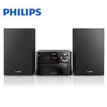 Philips/飞利浦BTD2336蓝牙音箱HIFI台式音响音箱CD机DVD机组合迷你