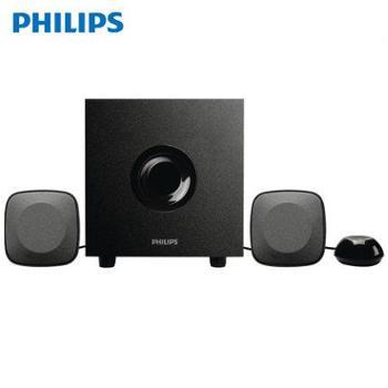 Philips/飞利浦spa1315/93台式电脑音箱低音炮多媒体带线控音响