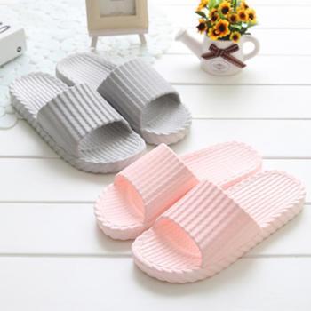 韩式防滑浴室拖鞋家居凉拖鞋防滑厚底凉拖鞋