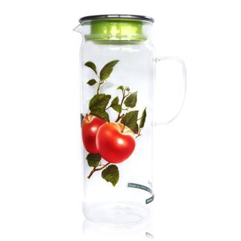 sohome 耐热玻璃冷水壶凉水壶/茶/果汁壶 热水/瓶/壶