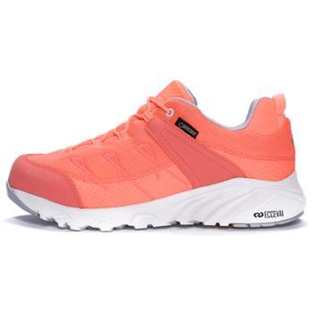 Kailas/凯乐石户外运动女款轻量低帮GTX徒步鞋