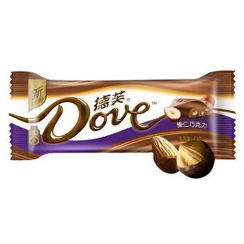 德芙榛子巧克力43g