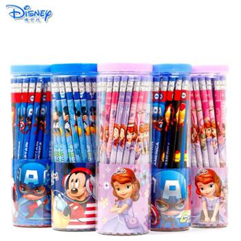 迪士尼HB铅笔30支桶装