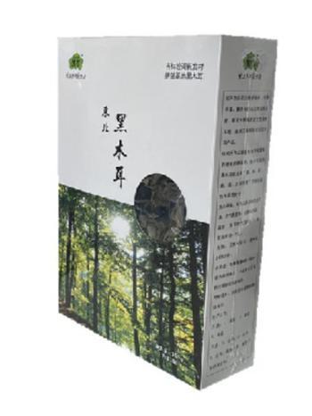 黑尊东北盒装黑木耳150g/盒