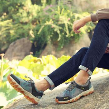 耶斯爱度户外运动登山徒步鞋(OAT6602)