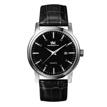 尼诺里拉NINO RIVA 精钢带手表休闲大盘石英男表51008.221.02