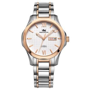 尼诺里拉NINO RIVA 全自动机械透底男表时尚型男商务腕表 11011.611.04