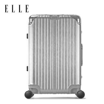 ELLE20寸铝框万向轮行李箱GH162P90318