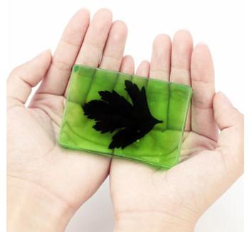 清洁用品套装天然手工艾皂100g*2+艾草免洗洗手液200ml