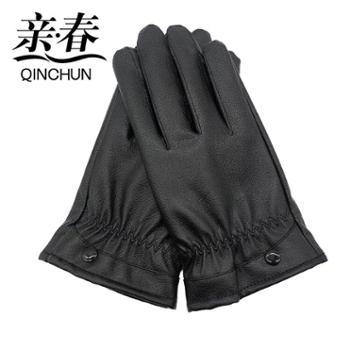 亲春触屏手套冬季加厚保暖户外防风手套KSD手套