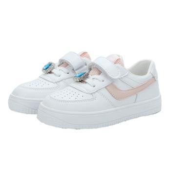 朵尼朵米 中大童超纤皮硫化鞋M2118268