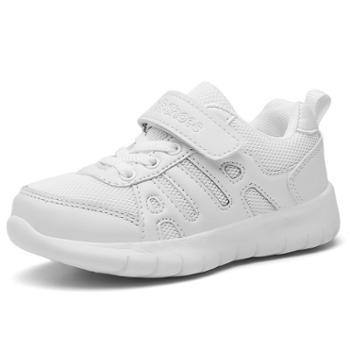 朵尼朵米 中大童校园小白鞋DW001