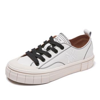 上匠风华 女士休闲鞋小白鞋S518