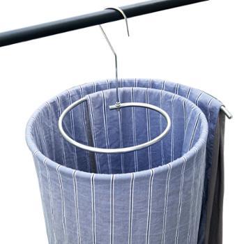 不锈钢螺旋式晾衣架晒被单晾晒架