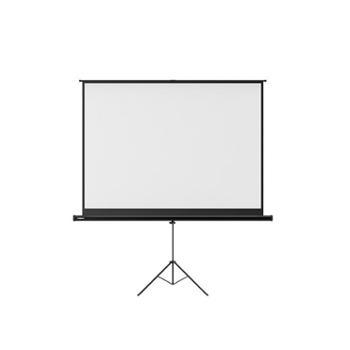 GIMI极米投影仪高清白塑支架幕布100英寸16:10