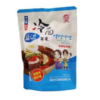 洪峰荞麦冷面3袋装302g/袋