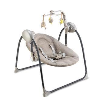 婴儿电动摇摇椅宝宝摇篮躺椅哄娃神器哄睡安抚带娃睡觉摇摇床