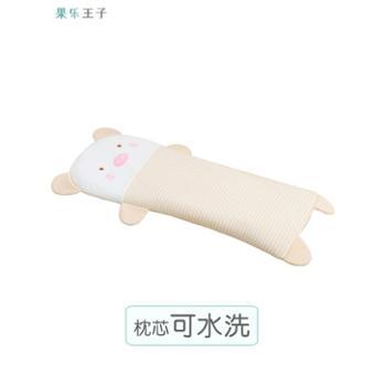 婴儿枕头加长新生儿宝宝0-1-3-6岁幼儿园纯棉卡通儿童四季通用