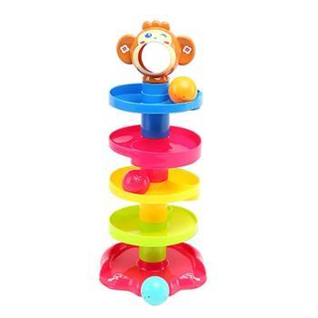 婴幼儿6-12个月手抓球玩具球儿童早教叠叠乐滚滚球宝宝益智0-1岁