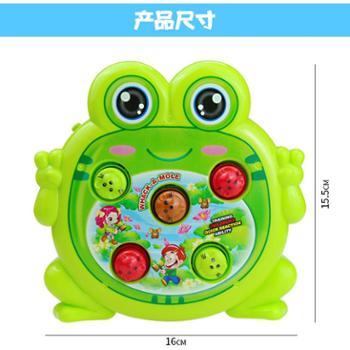 电动打地鼠玩具宝宝1-3岁婴幼儿益智12个月男孩女孩敲打儿童玩具