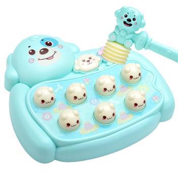 打地鼠玩具 幼儿敲打一两三周半个月宝宝0-1-2-3-6岁儿童益智女孩