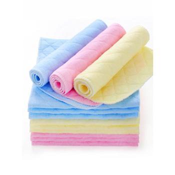 安琪娃婴儿尿布可洗宝宝纱布尿布尿片介子布生态棉尿布新生儿用品