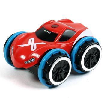 Silverlit/银辉 电动遥控迷你水上旋风四驱水陆越野高速翻斗男孩儿童玩具车