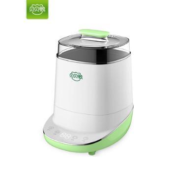 贝贝鸭 婴儿奶瓶消毒器带烘干杀菌多功能宝宝蒸汽煮消毒锅柜