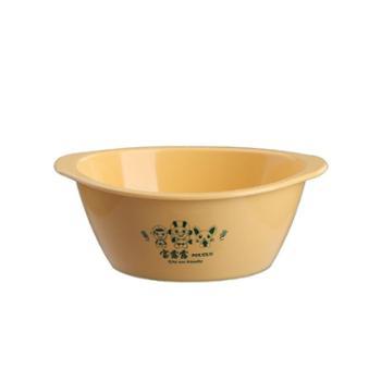 Polulu/宝露露 儿童餐具健康环保玉米材质宝宝吃饭碗