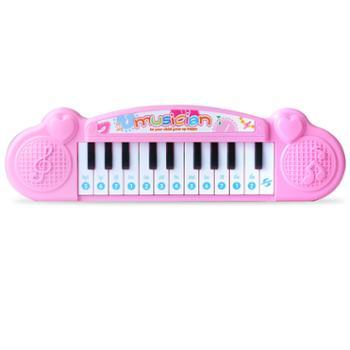 儿童电子琴女孩玩具 小孩益智启蒙音乐琴