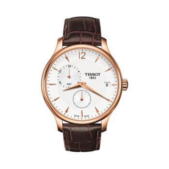 天梭手表-俊雅经典系列商务男表T063.639.36.037.00男士石英表