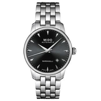 美度手表MIDO-贝伦赛丽系列男士时尚手表M8600.4.18.1机械男表