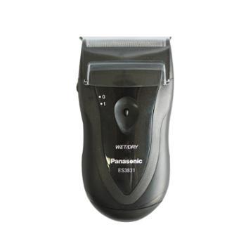 松下/Panasonic 电动剃须刀 ES3831K 干电池式防水须刀