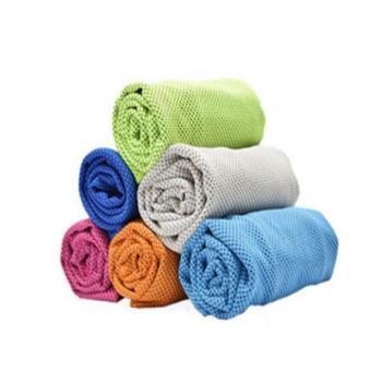 户外运动神器冷感毛巾降温冰凉巾冰巾(30*90cm)