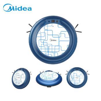 【美的(Midea)】R1TCN扫地机器人75mm超薄蓝色