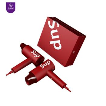 艾优 负离子智能吹风机 PF8 速干恒温(限量款)红色