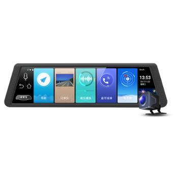 凌度HS780A高清全触控屏流媒体支持4G导航蓝牙一体机含4G模块