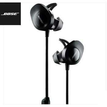 Bose SoundSport 无线耳机- 耳塞式蓝牙耳麦 运动耳机 智能耳机