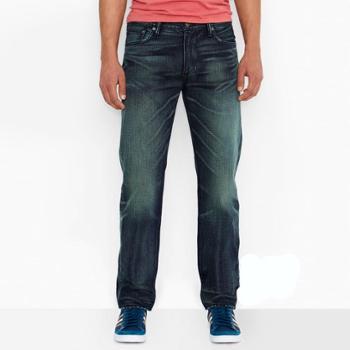 levi's李维斯男士504系列时尚直筒牛仔裤29990-0172