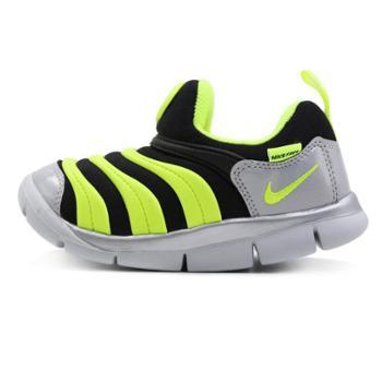 耐克童鞋新款毛毛虫轻便透气跑步鞋休闲运动鞋CI1186-081