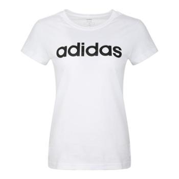 Adidas阿迪达斯YGELINTEE大童训练短袖上衣DV0364DV0357