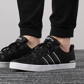 Adidas阿迪达斯休闲鞋男鞋VSPACE小白鞋板鞋F34632F34633F34634