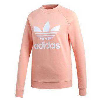 Adidas阿迪达斯三叶草卫衣女装运动服套头衫DV2627