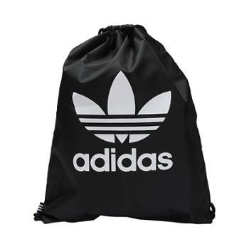 adidas阿迪达斯 三叶草 男女训练背包抽绳包束口袋 BK6726