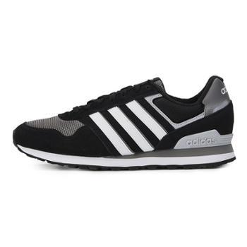 阿迪达斯adidasneo男子复古跑步休闲运动鞋GZ8594