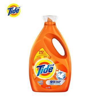 宝洁汰渍全效洗衣液3千克7.5折优惠促销装*1瓶